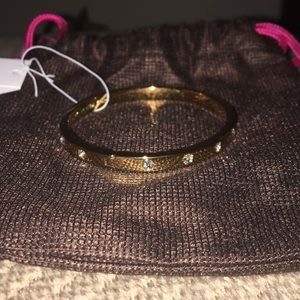 Kate spade set in stone bangle